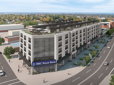 RBC Development Rendering