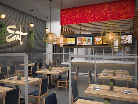 11498 Coughguard 200 Restaurant