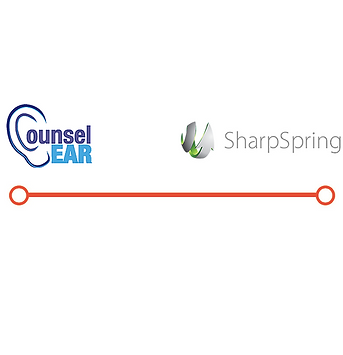 Bridge Builder™ - CounselEar To SharpSpring