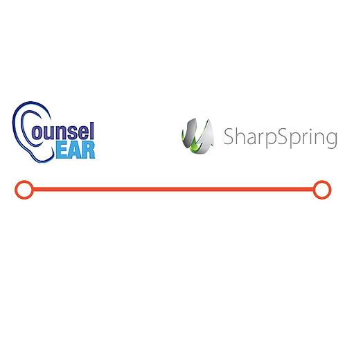 Bridge Builder™ - CounselEar To SharpSpring
