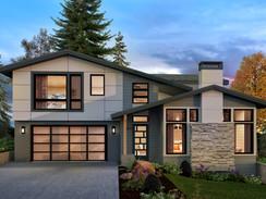 11269 Exterior Home Rendering