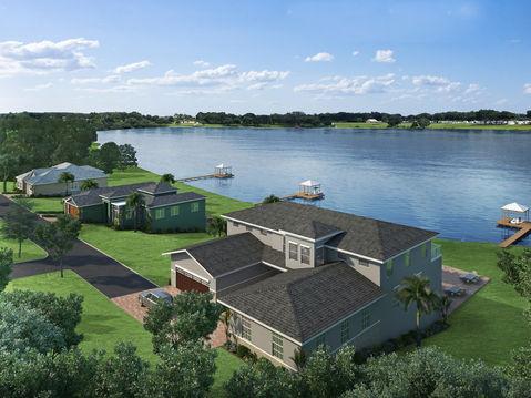 11655 Lake Pearl Aerial