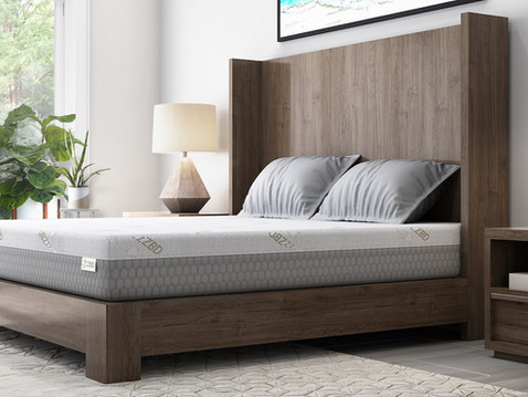 3D Rendering of a ZBD Bed