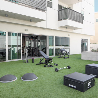 Outdoor Turf Zone Residential