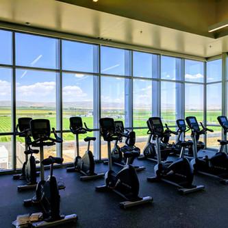 Matrix cardio completes a high school training room