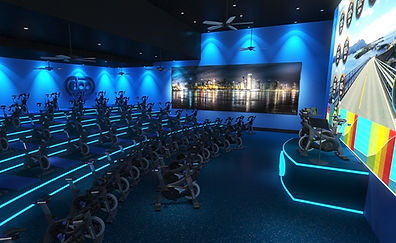 Indoor Cycling Studio at Health Club.jpg