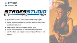 StagesStudio Lite Pro Pro+