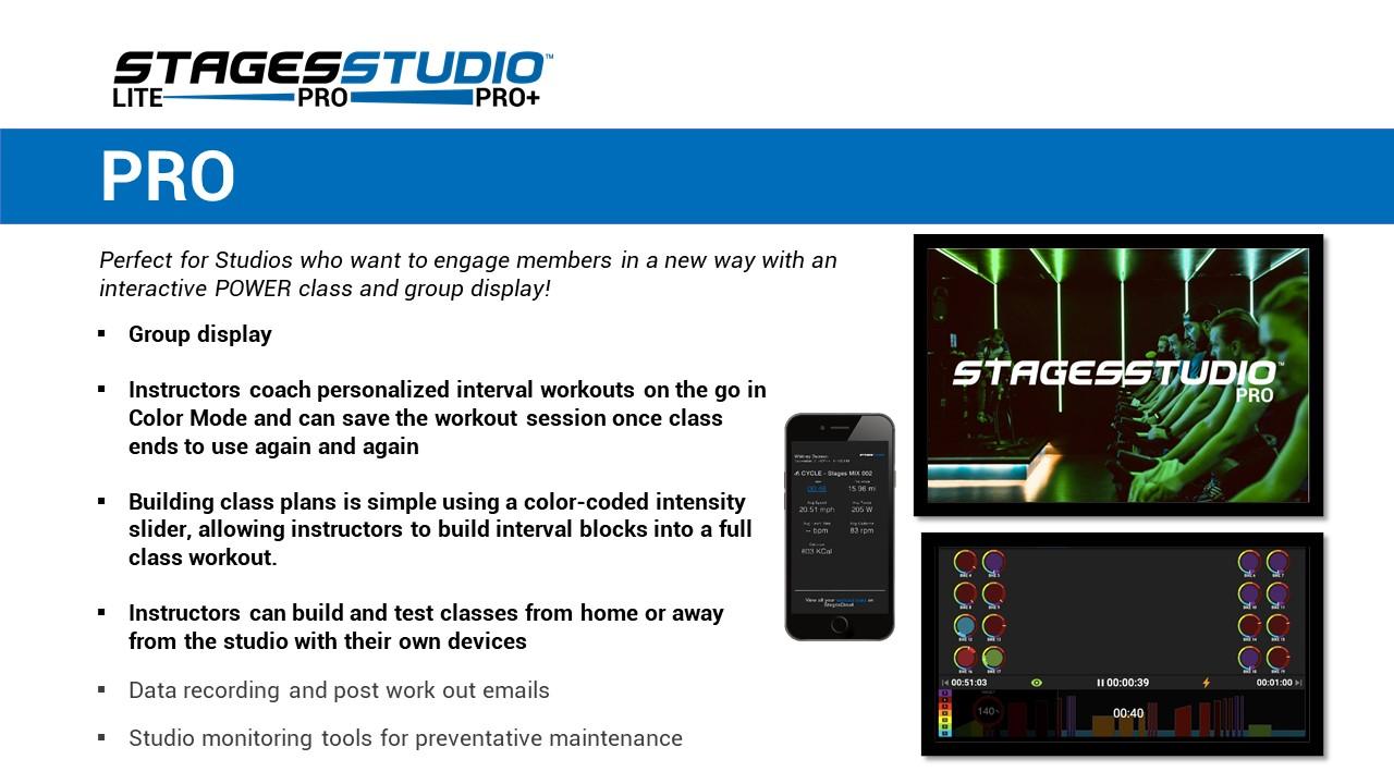StagesStudio Pro