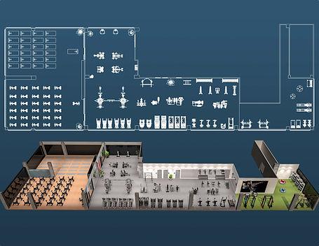 Design Process 2D & 3D