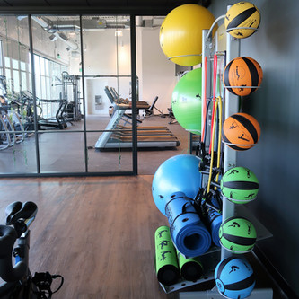 Where group fitness meets cardio