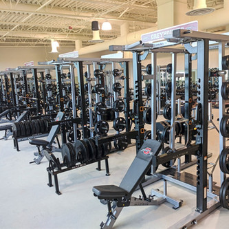 custom strength equipment