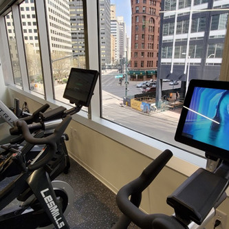 Les Mills Virtual Bike
