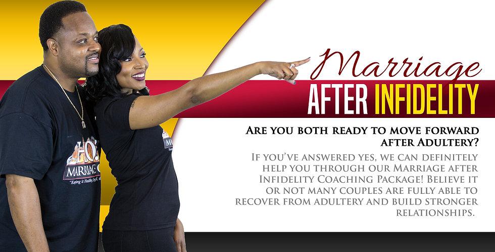 Restoring Marriage afer Infidelity