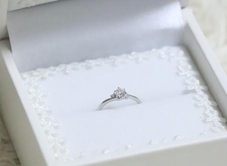 婚約しまして…