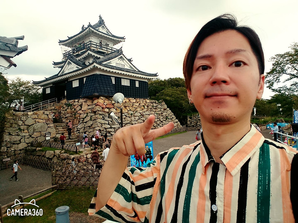 ShingoBreaktime 浜松城