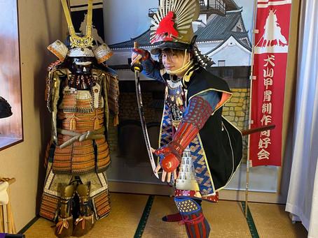 歴女集まれ!!国宝犬山城!!城下町も最高の観光スポットでした!!