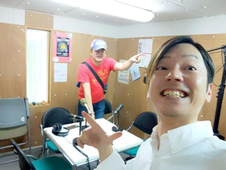 フロントアクト取締役、放送作家、CMプランナー!沖縄の放送作家の第一人者!キャンヒロユキさんがゲストに来ていただきました。