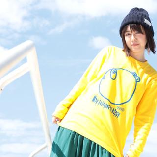 たぬきTシャツ.JPG