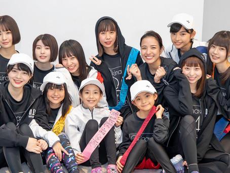 沖縄のアイドルグループが125万円を募金!OBP!首里城再建企画。沖縄本島縦断24時間駅伝のライブに出演してきました。