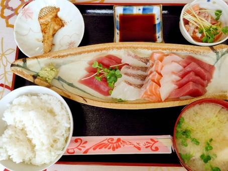 コスパ最高!!沖縄のおじちゃん、おばちゃんの温かさを感じれるお店。優秀(ゆたしく)鮮魚・さかな食堂★