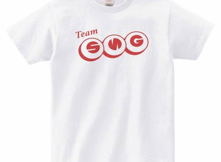期間限定!!新色のSNGTシャツ、本日より販売開始!!