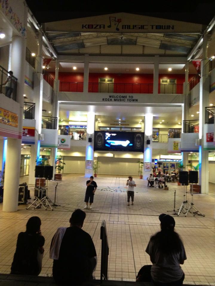 SNG SNGDAZ!! コザミュージックタウン ShingoBreaktime