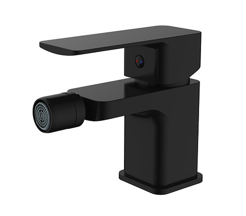 Sterlyn Double Black Bidet Mixer