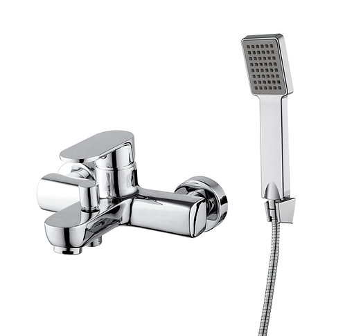 Evony Wall Mounted Bath Mixer