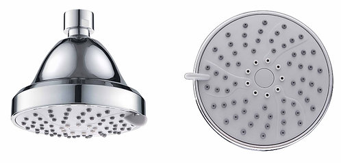 Edge Vos Chrome Shower Head 3-function 100mm OD