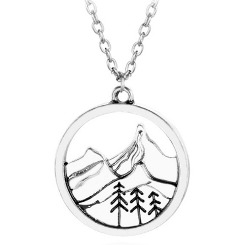 Get Outside Necklace