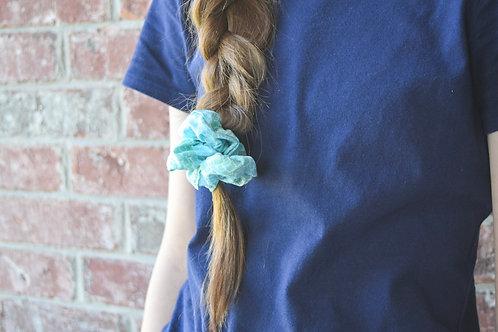 Succulent Scrunchie