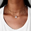 Thumbnail: Jewel Choker In White