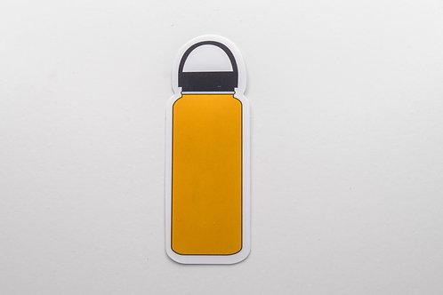 Orange Hydro Sticker