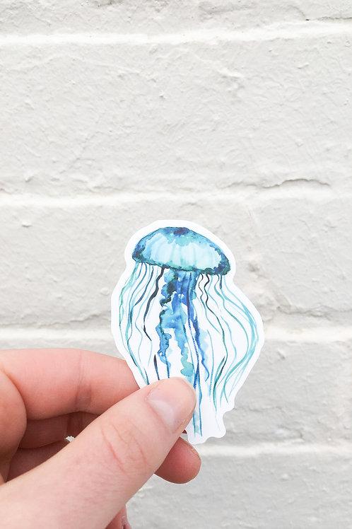 Jelly Fish Sticker