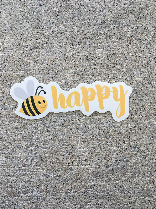 BEE Hapy Sticker