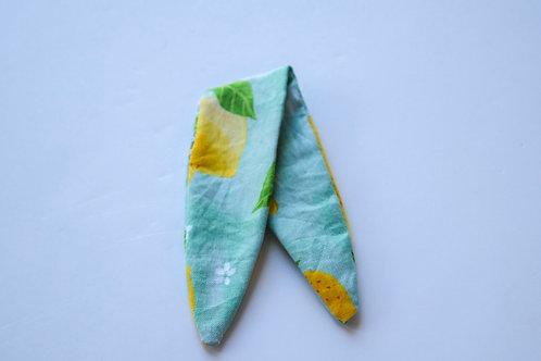 Lemon Hair Tie