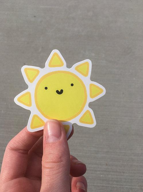Happy Sunshine Sticker
