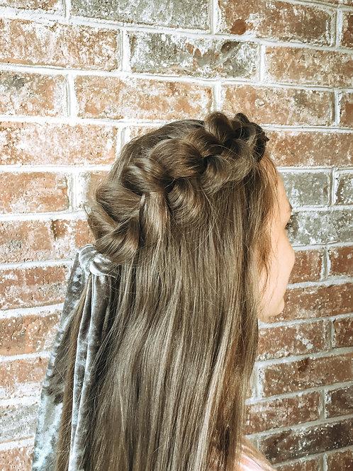 Velvet Oakley Hair Scarf