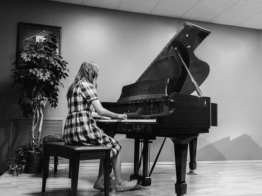 Piano & The Book of Mormon