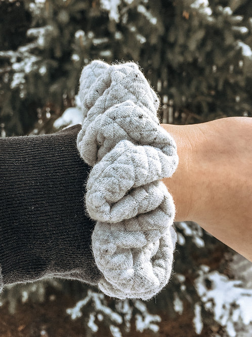 Sweater Weather Scrunchie