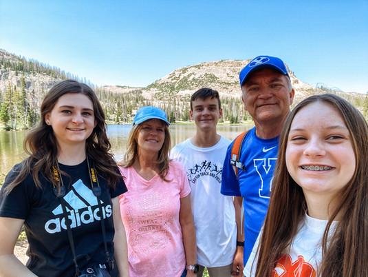 Uinta Camping Trips 2020