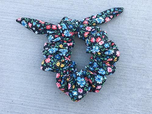 Count Me In Bunny Ear Scrunchie
