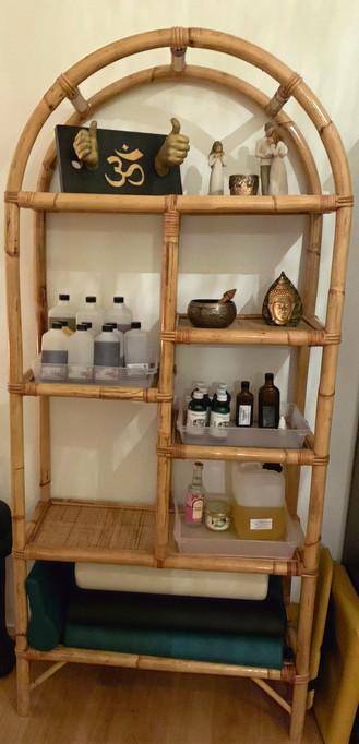 hochqualitative medizinierte Öle