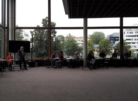 Uudistunut Turun kaupunginteatteri avasi ovensa...