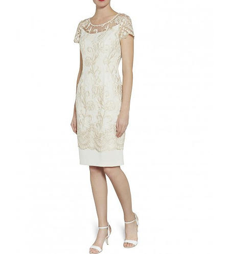 Gina Bacconi Lace Dress