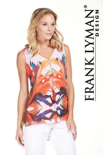 Stunning Frank Lyman Sunny Top