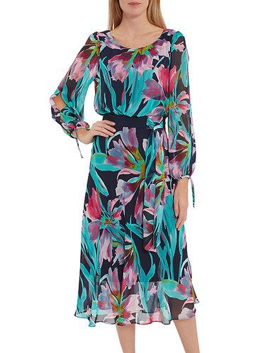 Gina Bacconi Super Chiffon Dress