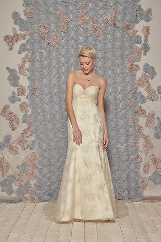 Eden Collection Honeysuckle Wedding Dress