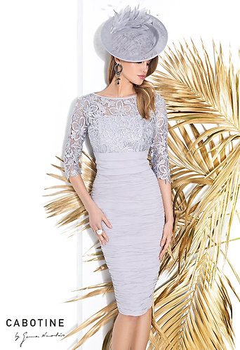 Cabontine Dress & Lace Top