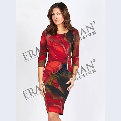 Frank Lyman Stunning Autumn Dress